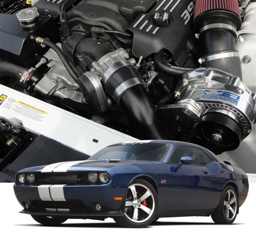 Whipple Superchargers Dealers: Procharger HO Complete Kit For 2011-2013 Challenger 392