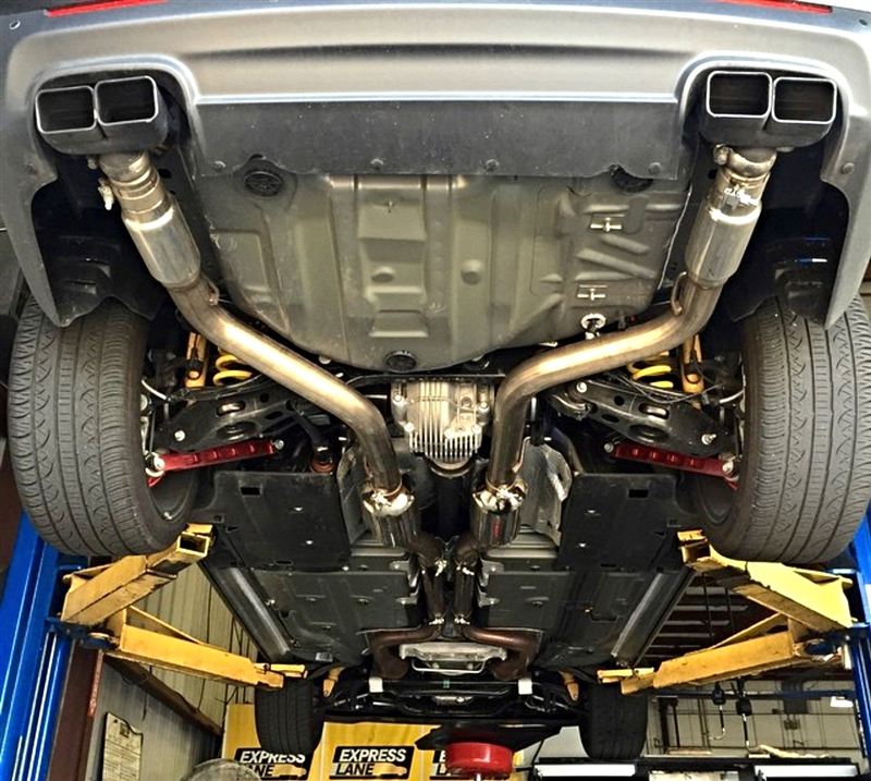 Zoomers Exhaust 949 Hellcat Catback Systems Limited Time